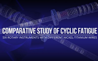 Comparative Study of Cyclic Fatigue Resistance for Six Rotary Instruments with Different Nickel-Titanium Wires
